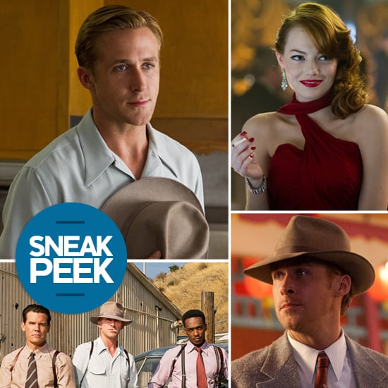 See Ryan Gosling Looking Hot and More Gangster Squad Pictures
