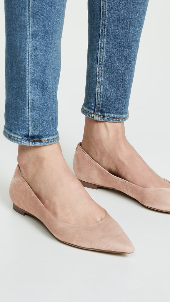 Sam Edelman Sally Flats Best Everyday Shoes Popsugar Fashion