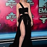 Iggy Azalea attended the MTV EMAs.
