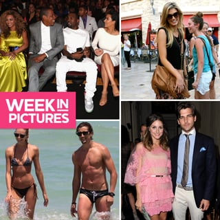 The Week in Pictures: Beyonce, Jay-Z, Kanye & Kim Hang Out, the Stars at Paris Couture Fashion Week & More!