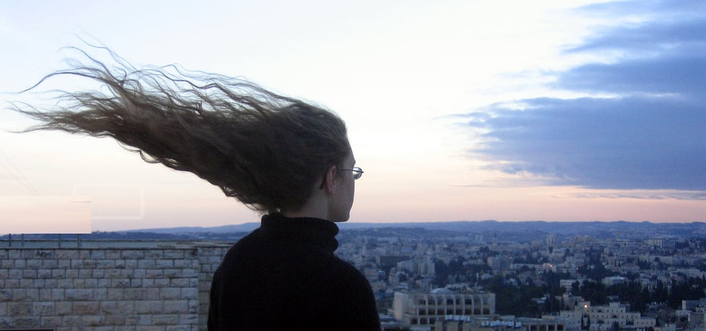 The Dream: Wind in Your Hair