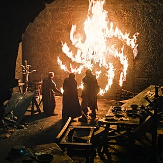 What Does the Fire Spiral Symbol in Game of Thrones Mean?