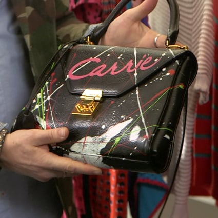 Eric Daman on Carrie Diaries Style | Video
