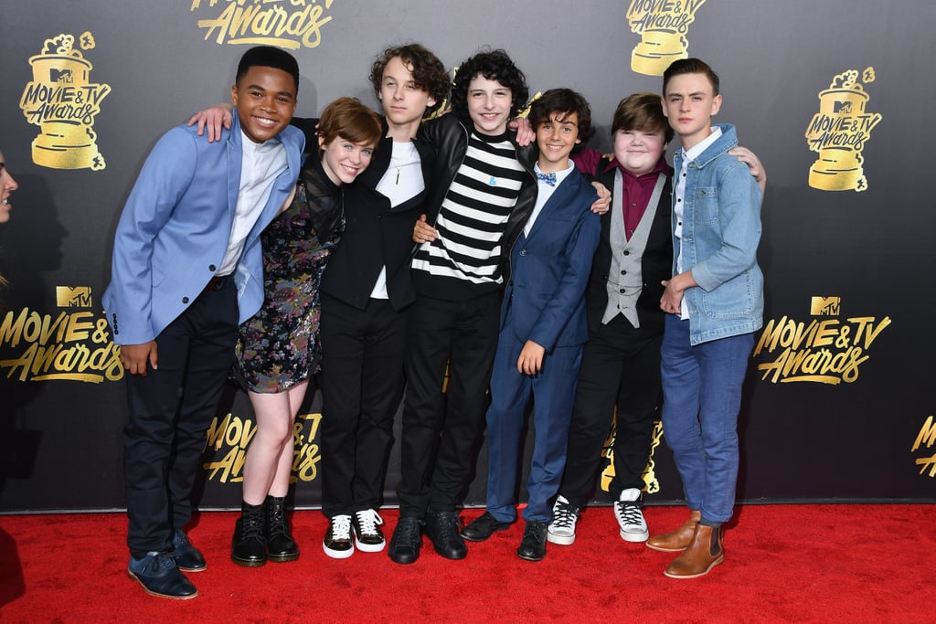 The It Movie Cast
