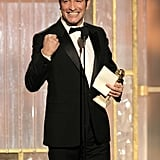Jean Dujardin Gives Us the Silent Treatment