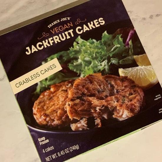 Trader Joe's Jackfruit Crab Cakes