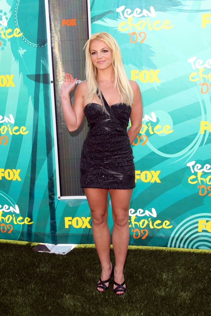 Photos of the Ladies Red Carpet at the 2009 Teen Choice Awards