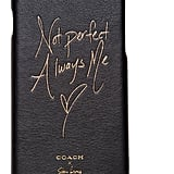 Coach x Selena iPhone Cases