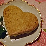 Heart Healthy Cucumber Sandwich
