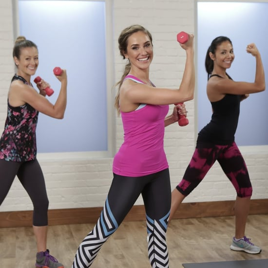 Live Workouts on POPSUGAR Fitness's Instagram, Week of 12/7