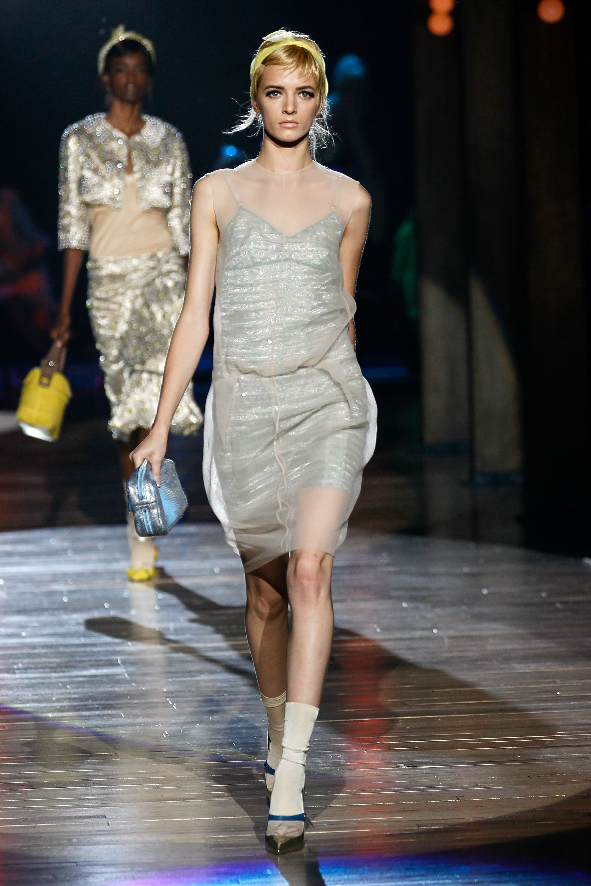 Review and Pictures of Marc Jacobs Runway Show at 2012 ...