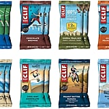 Female Athlete Clif Bars