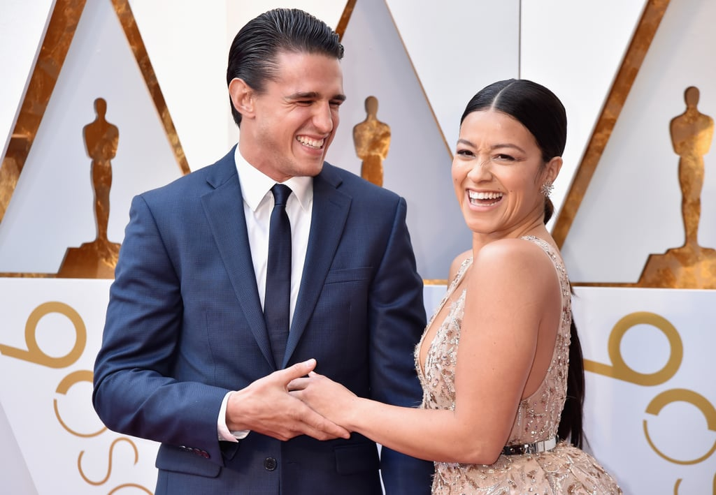 "Gina Rodriguez and Joe LoCicero have been dating for almost two years and still look like they're constantly in the honeymoon phase. The couple first made their red carpet debut in 2016, and just a few days after their appearance, Gina shared a sweet message about him. ""When he has made you laugh, live fuller, love stronger and grow every day for the past 144 days and all you hope for is 144 more. #realLove,"" she wrote on Twitter. Well, it's been way more than 144 days and things are still going strong between the two — so strong that rumours are swirling that the two might be engaged. There's no denying the chemistry between Gina and Joe, so click through to see the couple's cutest pictures together!"