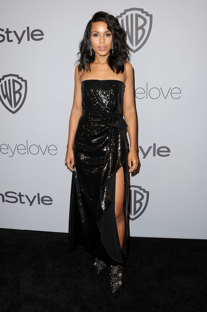 It Was All About the Shoes at the 2017 InStyle Golden Globes Afterparty