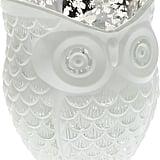 Wintery Owl Votive ($30)