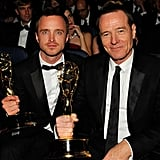 The Breaking Bad Actors Get a Pair of Emmys