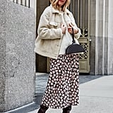 The Winter Slip-Skirt Outfit: Cosy Cute