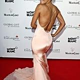 Eva Longoria hosted the global gift gala.