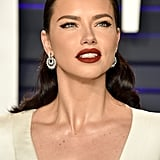 Adriana Lima at the 2019 Vanity Fair Oscar Party