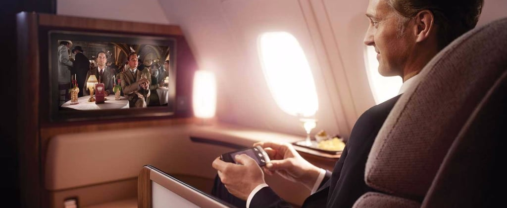 This Airline Has Created An Incredible 7-Star Cinema Experience Across the GCC