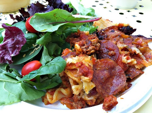Slow-Cooker Pizza Pasta