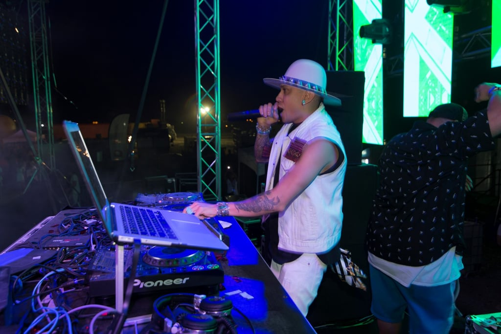 A Beach, a Black Eyed Pea and a LOT of Dancing... This 12-Hour Party in the UAE Looks Insane