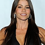 Sofia Vergara's Dark Brown Hair Colour