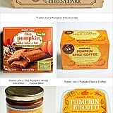 Trader Joe's Pumpkin Spice Flavored Products   2015