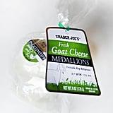 Fresh Goat Cheese Medallions ($4)