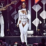 Normani at KIIS FM's 2019 Jingle Ball in LA