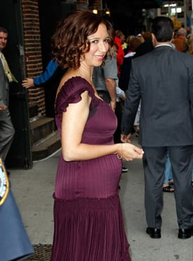 Maya Rudolph Expecting More Than Just Another Baby