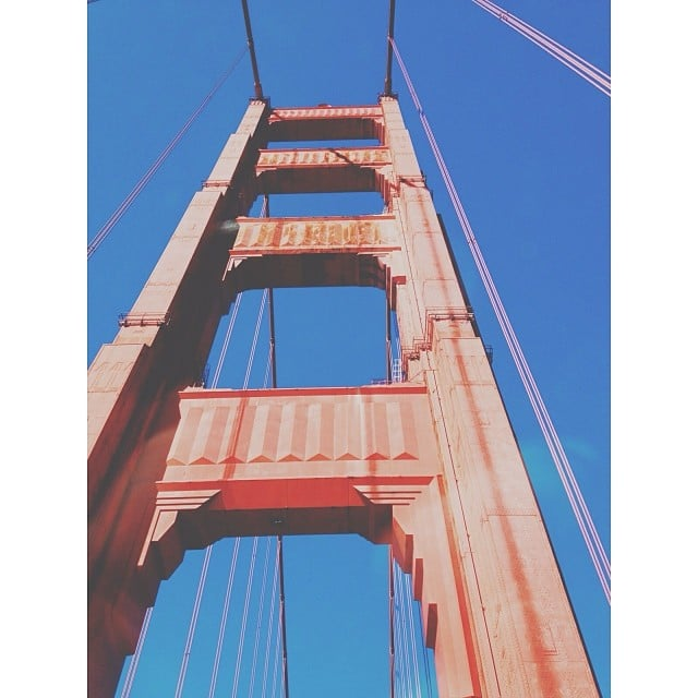Walk Across Golden Gate Bridge