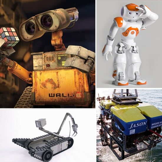 Robot Hall of Fame Nominees