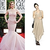 Amy Adams's Blush-Nude Shade