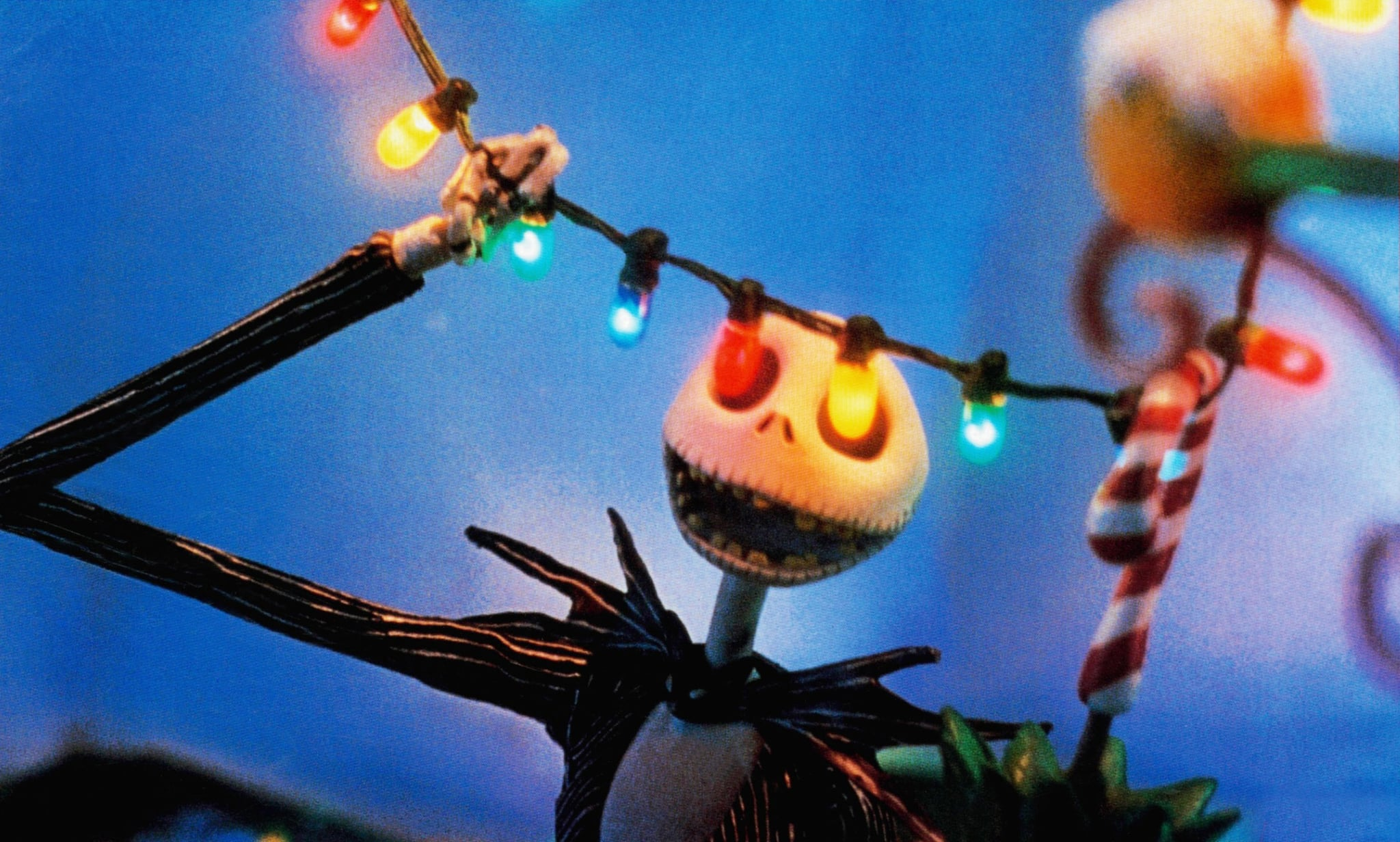 Nightmare Before Christmas Comic Book Sequel | POPSUGAR Entertainment