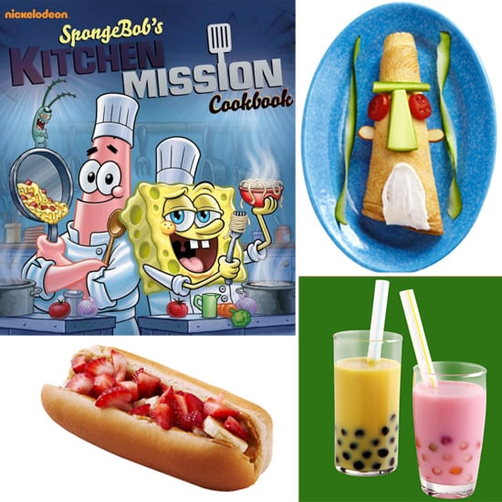SpongeBob Cookbook For Kids