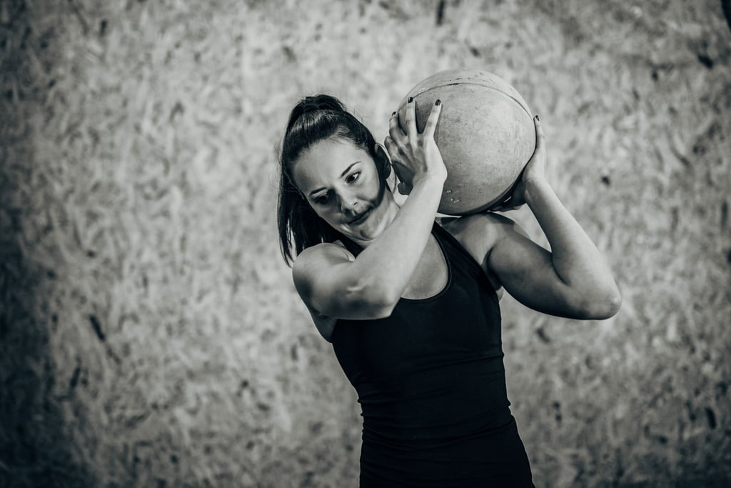 This 35-Minute CrossFit Workout Wasn't Grueling Until After — I Was Sore For 3 Days!