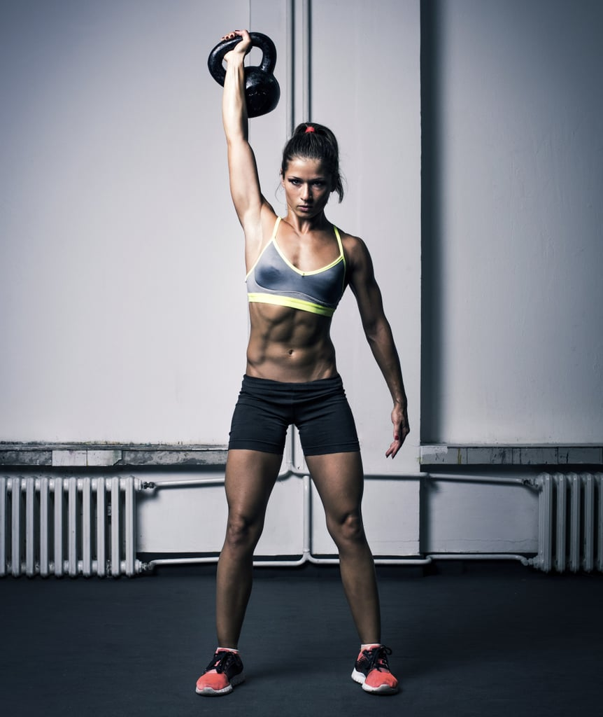 Get in Your Cardio and Strength Training With This Sweaty 30-Minute CrossFit Workout