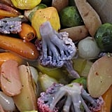 Photo Gallery: Marinated Baby Vegetables