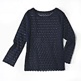 Alberta Ferretti for Macy's Impulse Navy Knit Sweater ($79)
