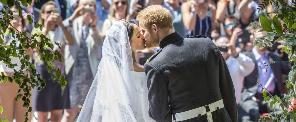 Prince Harry Meghan Markle Wedding Anniversary Message 2019