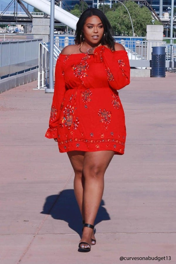 Forever 21 FOREVER 21+ Plus Size Belted Floral Dress | We ...