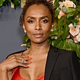 Janet Mock at the 2019 Walt Disney Television Emmy Afterparty