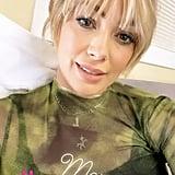 Lizzie McGuire's Green Shirt