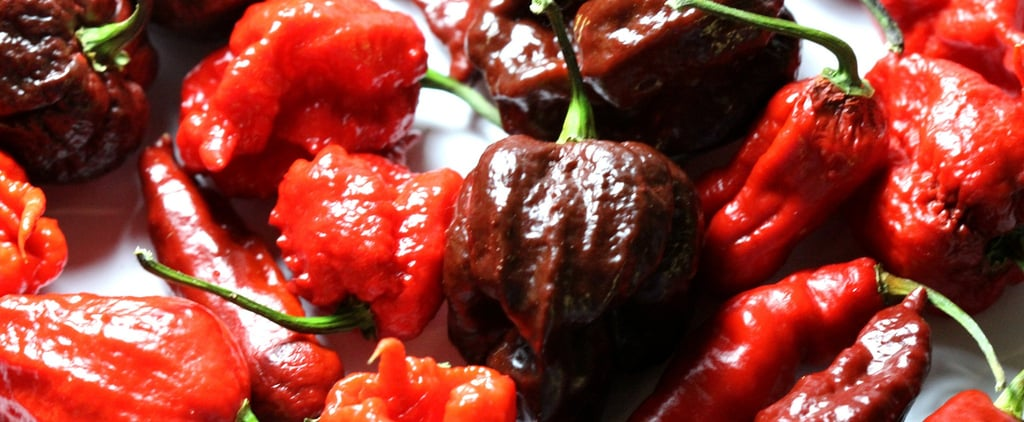 Man Hospitalized After Eating Carolina Reaper Pepper