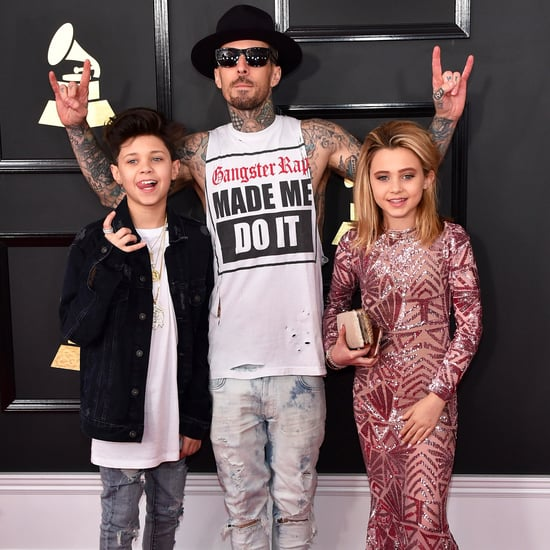 Celebrity Families at the 2017 Grammys