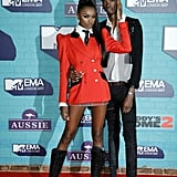 Leomie Anderson and Lancey Foux