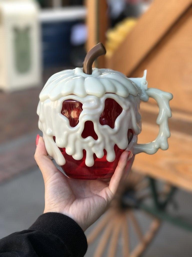 Poison Apple Stein Mugs at Disneyland