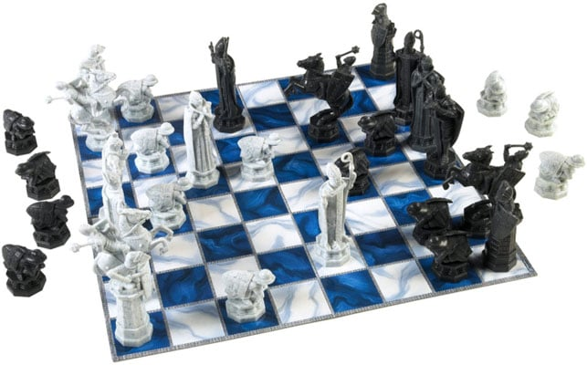 Harry Potter Wizard Chess Set ($30)