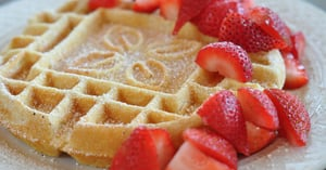 Don't Miss Out on These Waffles Next Time You're in New York City
